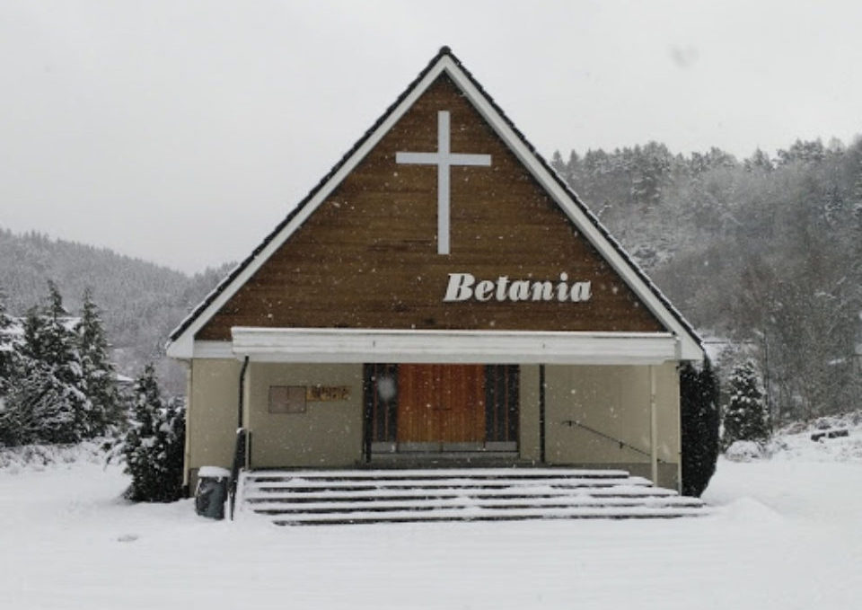 Betania Lyngdals hjemmeside